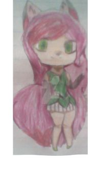 I don't have a name for her yet :p by Puppylover1987