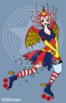 Jammer Fairy by remdesigns