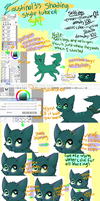 Faust's Shading Tutorial by Faustina13