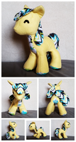Pony Plush by Kimmorz