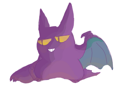 heres a crobat i guess by certifiedtrashy