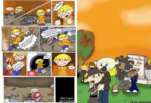 KND Last Mission Pages 14 and by alfredofroylan2
