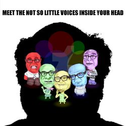 Inside Out Danny Devito Version by machinenineteen