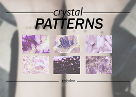 /Crystal Patterns by AndydooGouldingMalik