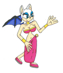 Request Slave girl Rouge by Power1x