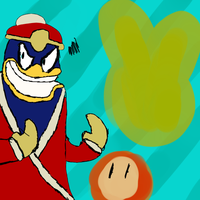 Dedede domination by Ryanstoons