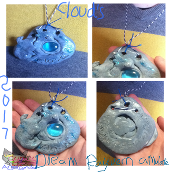 Dream Rayverns Amulet Clouds by AngelCnderDream14