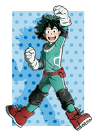 Deku is here! by iMusicalMinji