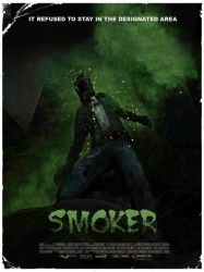 SMOKER movie poster V2 - L4D by The-Loiterer