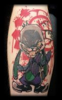 Blink 182 by state-of-art-tattoo
