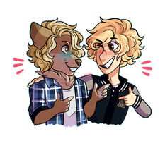 COMM: The kyles by sariasong64