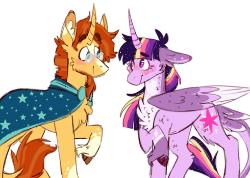 This is best ship fight me by WanderingPegasus