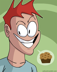 Muffin by Calicard