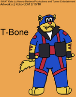 T-Bone by animetolove