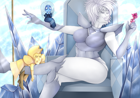 [Steven Universe] Your Mother and Goddess by SeniLoko