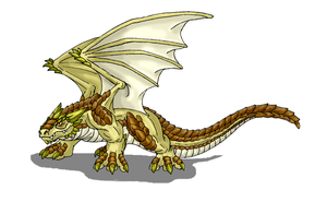Earth Dragon by Scatha-the-Worm
