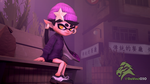 [SFM] Callie Returns by DaVinci030