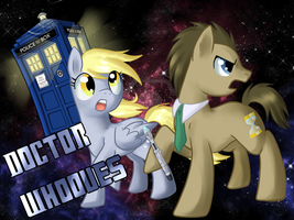 Doctor Whooves by AnnaKitsun3