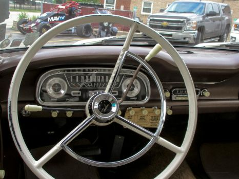 Ford Falcon Sixties - Behind the Wheel by rimete