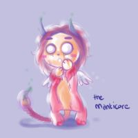 Little Manticore by Zirconia