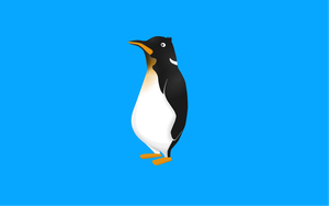 Tux Penguin by DeadLetterDesign