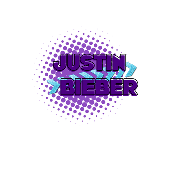 Texto PNG Justin Bieber by Textos-Png-By-Paau