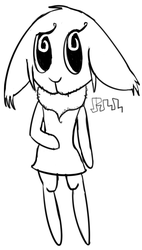 bungirl by L3Gr1m