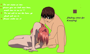 Elfen Lied base by XLawlietsCakeShopX