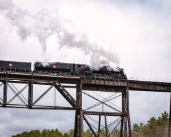 261 On the Trestle by dkwynia