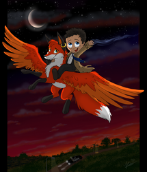 I'll Be Your Wings by PraiseCastiel