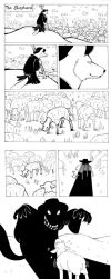 The Shepherd -comic- by Musical-Wolf