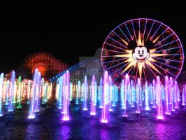 Wonderful World of Color by sevenaries