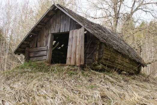 old house 2 by Liisistock
