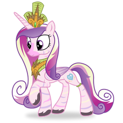 Zony Princesses- Cadance by Icaron