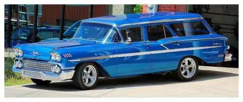 A 58' Chevy Station Wagon by TheMan268