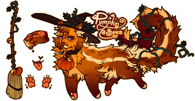 Pumpkin Spice Auction :: closed by peach-water