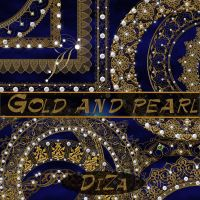 Gold and pearl by DiZa-74
