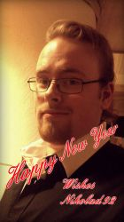 Happy New Year by Nikolad92