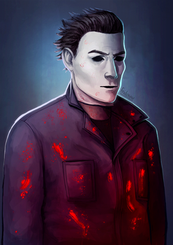 Michael Myers by fridouw