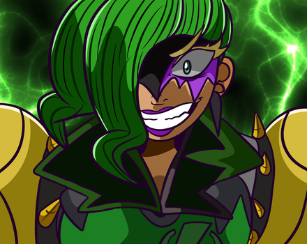 Dr Coyle by kira-vera