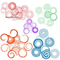 SpiralBrushes by StyleCyrus
