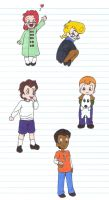 More Real Little Ghostbusters by Ritsucracker