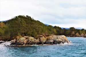 A rocky coast of Norway 2 by Furuhashi335