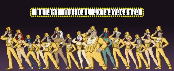 CONTEST: MUTANT MUSICAL by BlazeRocket