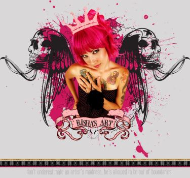 Suicide Angel by Alterna666