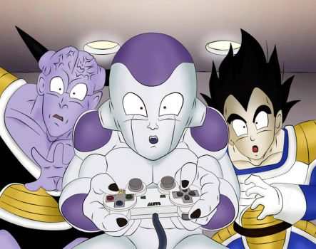 Dragon Ball Z - VERY Funny by forestroby