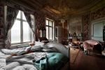 A bed with a view by CyrnicUrbex