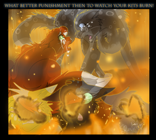 Ashfur's Breaking Point by WarriorCat3042