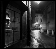 Cracow by night 6 by kazzdavore