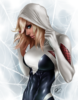 Spider Gwen by BornTewSlow